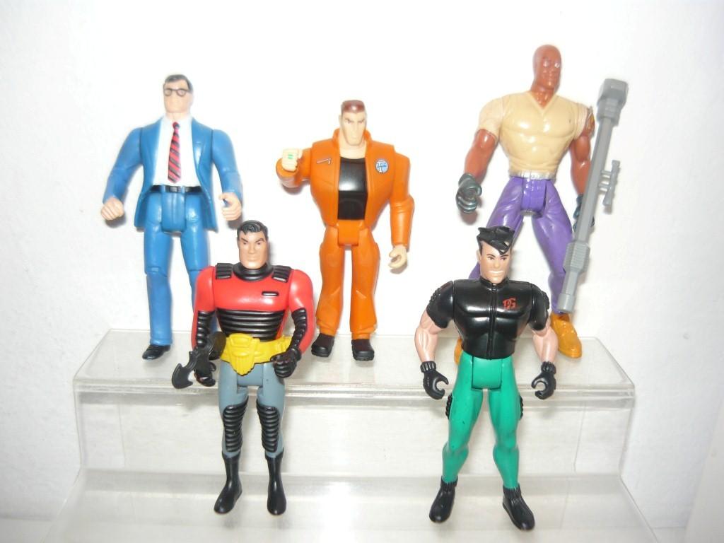 Clark Kent Super Homem Hal Jordan Lanterna Verde John Henry Irons Aco Bruce Wayne