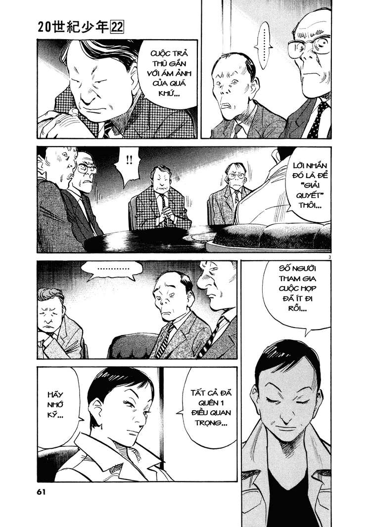 20th Century Boys chapter 240 trang 7