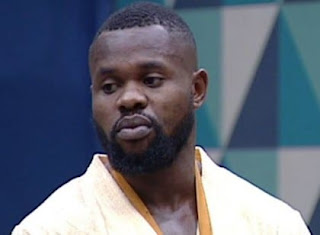 Kemen disqualified from Big Brother Naija