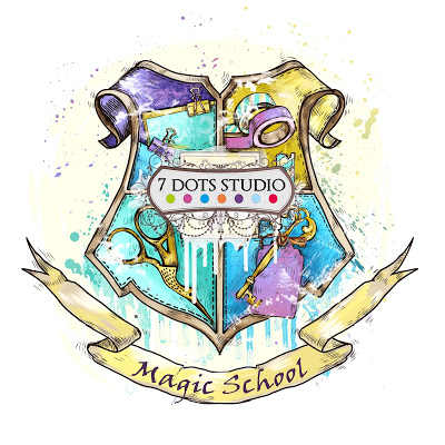 "Совместный проект ""Magic School"" by 7 Dots Studio - 3 season!!!"