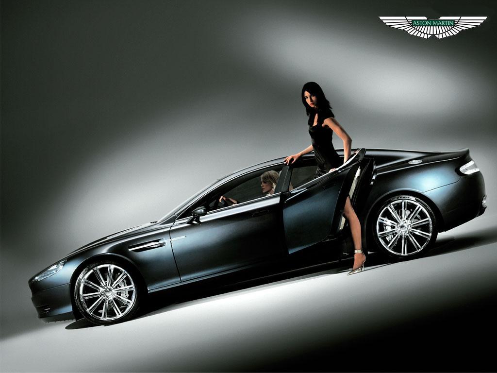 Mechanic Girls Aston Martin Vanquish Automotive All Age Now And Future