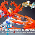 Painted Build: HGBF 1/144 Try Burning Gundam