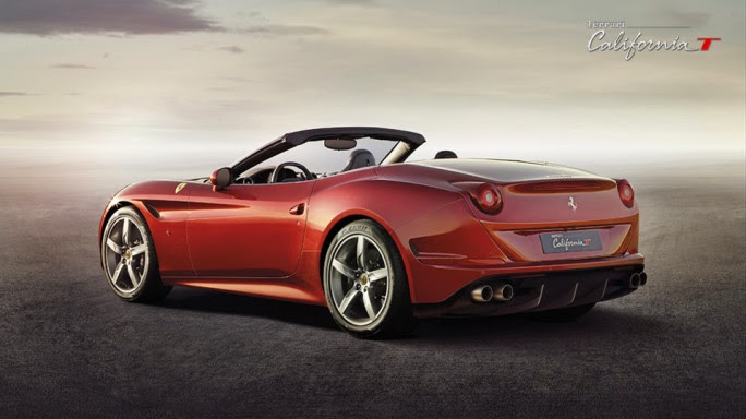 Ferrari california t, car news