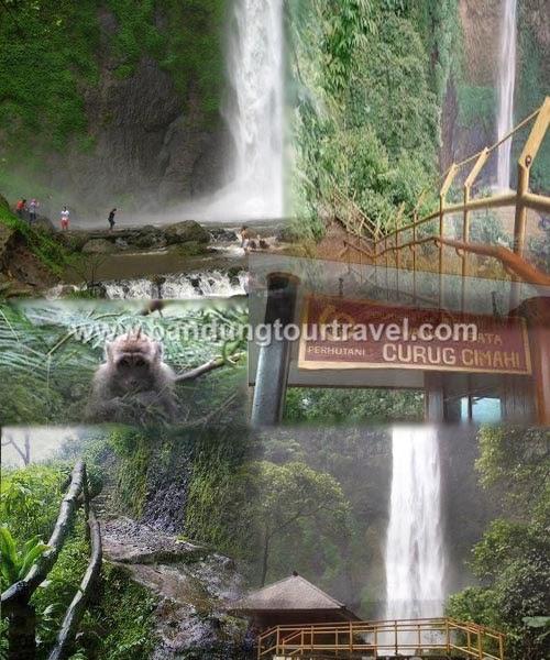 curug cimahi bandung, wisata alam curug cimahi, bandung tour