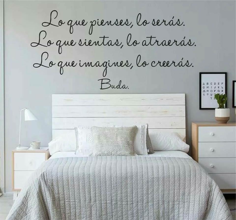 Vinilos decorativos para el hogar construccion y manualidades hazlo tu mismo - Frases para vinilos habitacion ...