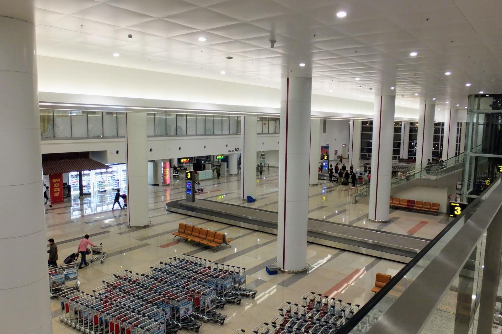 noibai-airport ノイバイ国際空港