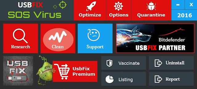 Berikut ini cara menggunakan USBFIX  - identitas.net