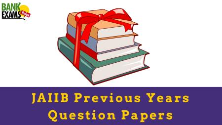 JAIIB Previous Years Question Papers Free Download PDF | Trotal
