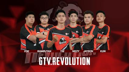 GTV.Revolution: ''Chúng tôi không sợ hãi dù có gặp phải bất cứ đối thủ nào ngáng đường''