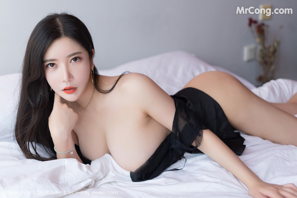 Image YouMi-Vol.198-MrCong.com-002 in post YouMi Vol.198: Người mẫu 心妍小公主 (46 ảnh)