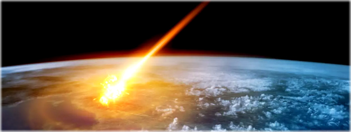 impacto de meteorito proximo de Jerusalem