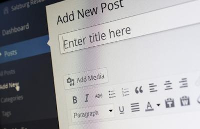 Cara Membuat Dan Memposting Artikel Blog Untuk Pemula