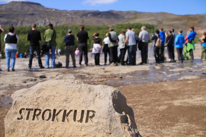 Islannin Golden Circle, matkatoimiston järjestämä matka kiertää kaikki parhaat nähtävyydet