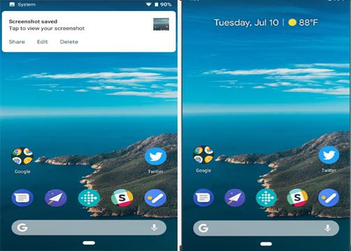 Inilah Cara Mengambil Screenshot di Android Pie  Anda 3