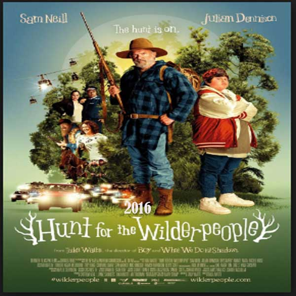 Hunt for the Wilderpeople, Film Hunt for the Wilderpeople, Hunt for the Wilderpeople Synopsis, Hunt for the Wilderpeople Movie, Hunt for the Wilderpeople Trailer, Hunt for the Wilderpeople Review, Download Poster Film Hunt for the Wilderpeople 2016