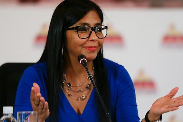 Suiza bloqueó las cuentas de Delcy Rodriguez y otros funcionarios en ese país