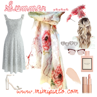 Summer fashion style by Mimi Pinto