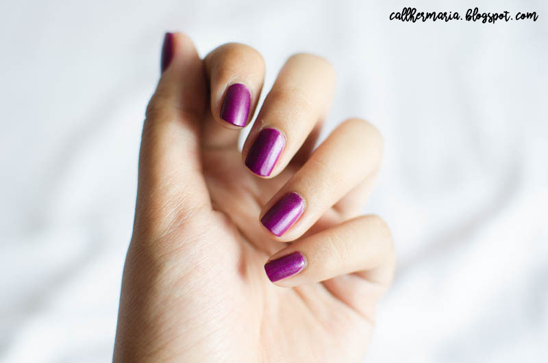 OPI Designer Series DS imperial polish swatch