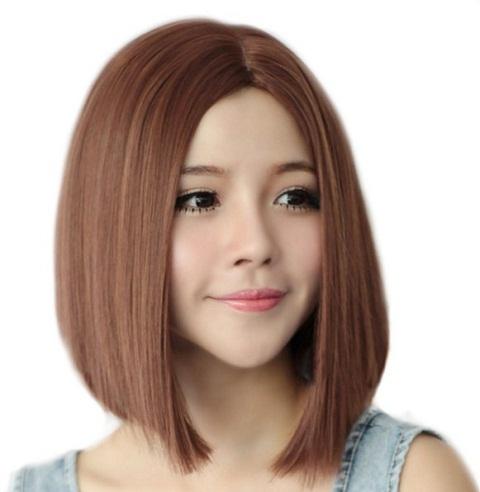 rambut alurus asia model gaya