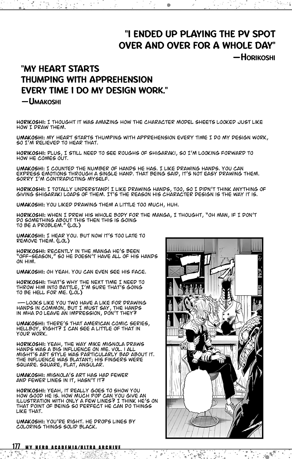 Boku no Hero Academia Chapter 144-31