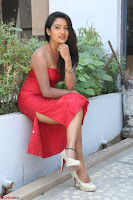 Mamatha sizzles in red Gown at Katrina Karina Madhyalo Kamal Haasan movie Launch event 006.JPG