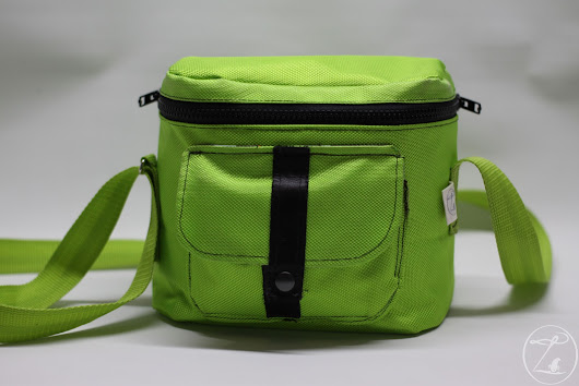 [Tasche] Nicky Camera Bag
