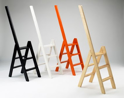 stepladder, in four colors