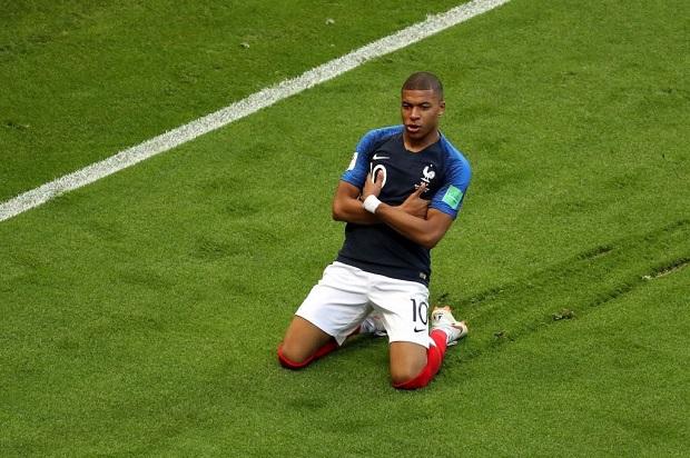Mondial 2018: Kylian Mbappé envoie la France en quart de finale