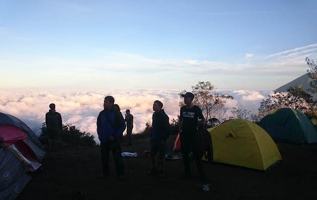 POS III Gunung Sumbing