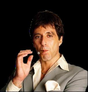 Tony Montana Scarface Blunt