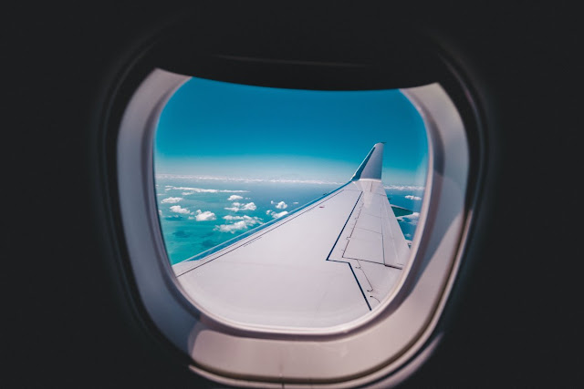 Φτερό αεροπλάνου