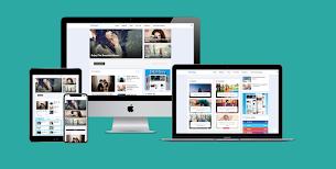 INKA Story Original Premium Blogger Template 2.2.1 & 2.2 - Responsive Blogger Template