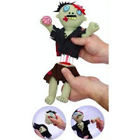 Dismember Me Zombie Toy Doll