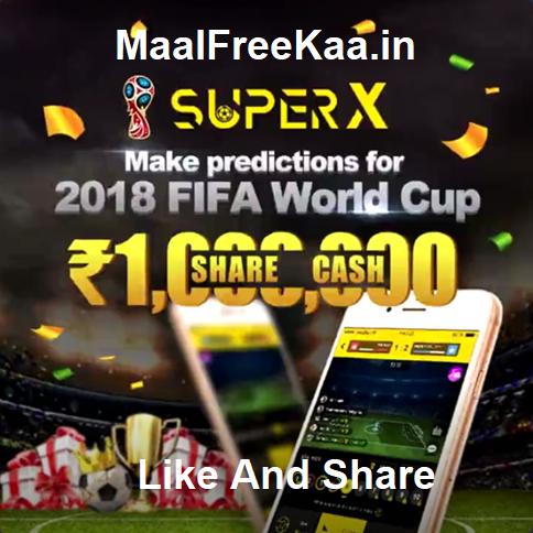 Predict FIFA World Cup 2018 Contest Win Cash Prizes upto 10
