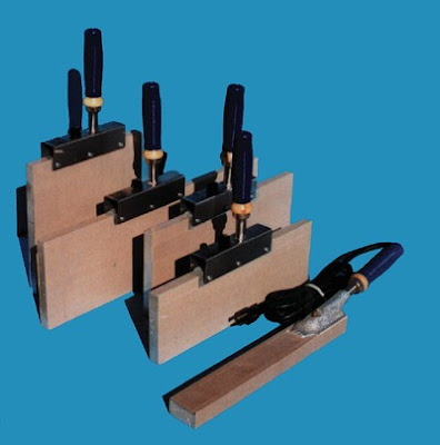 waterstop splicing irons