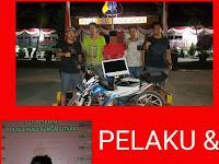 Apes,,,,. Gara-gara Petunjuk CCTV Pencuri di Pemkab HSU Ini Terciduk