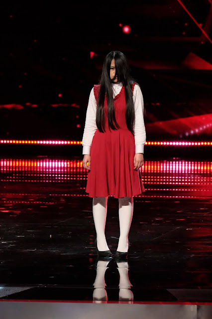 Video interview : Sacred Riana on 'America's Got Talent'