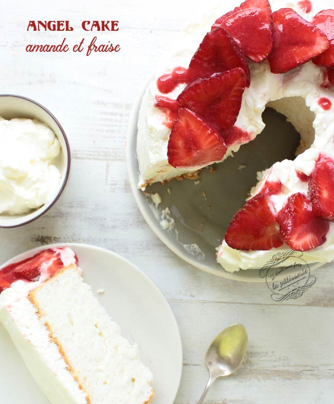 angel cake meilleur patissier