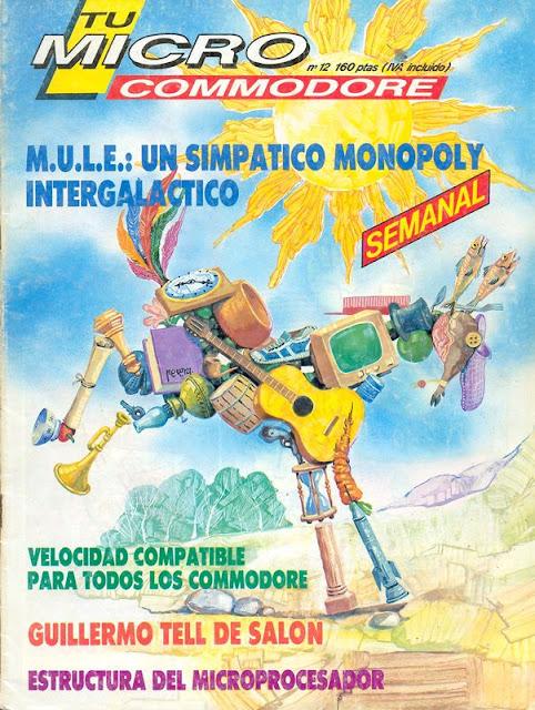 Tu Micro Commodore #12 (12)