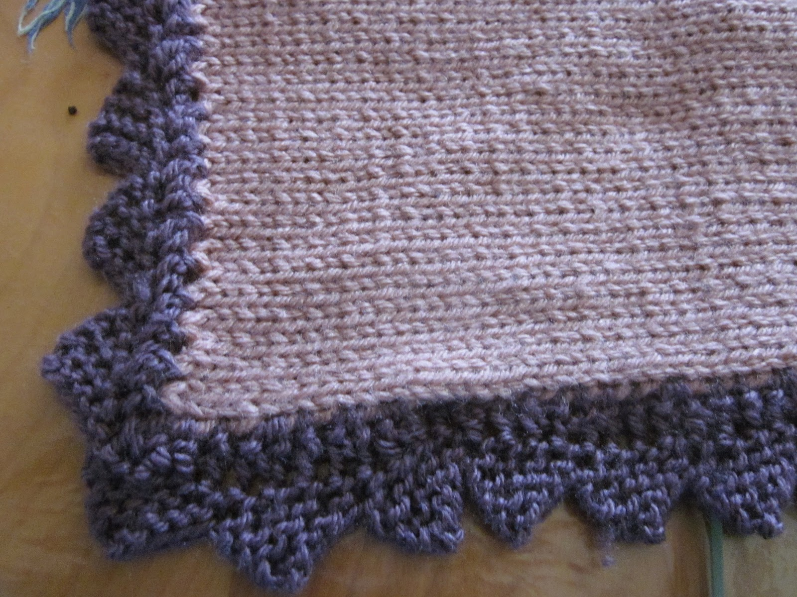 The Country Wife: First Doll Blankets on the Bond and Sawtooth ...