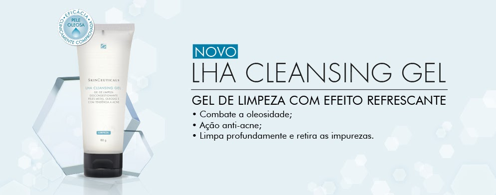 LHA Cleansing Gel da SkinCeuticals