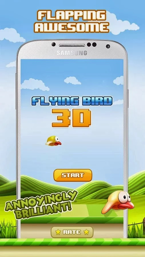 Flying Bird 3D