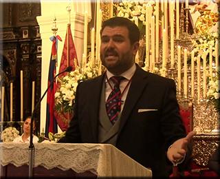 Pregón de la Romería de Valme en la Iglesia de Santa María Magdalena el 11 de octubre de 2015, a cargo de José Antonio Cruz Rivas