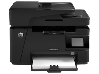 HP LaserJet Pro MFP M127fw driver descargar