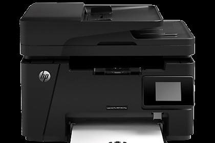 Descargar Driver HP LaserJet Pro MFP M127fw