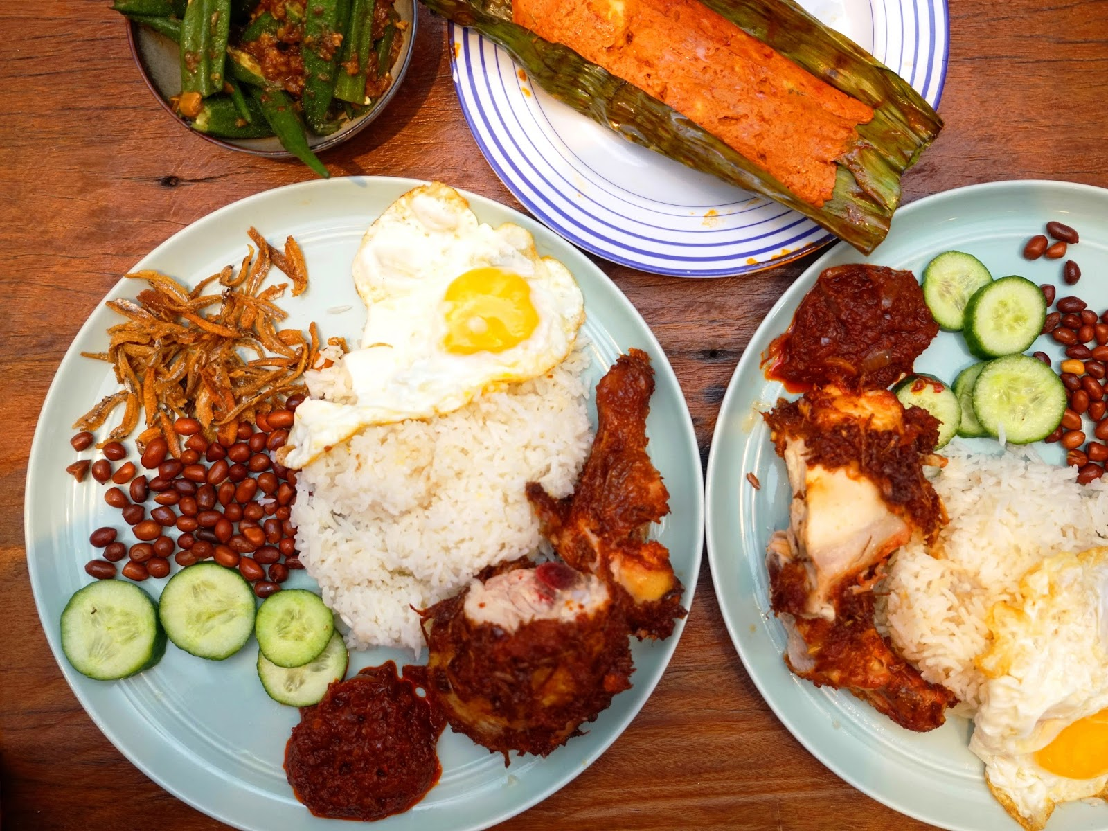 PinkyPiggu: The Coconut Club @ Ann Siang Hill ~ Atas $12 80 Nasi