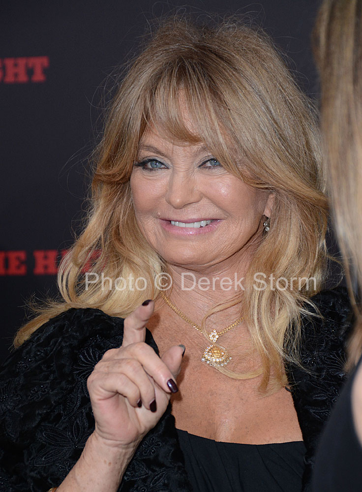 In The News Quot The Hateful Eight Quot Premieres At The Ziegfeld