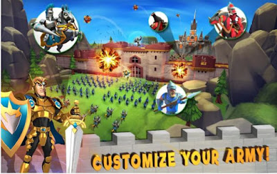 Lords Mobile Mod Apk + Data Latest Version