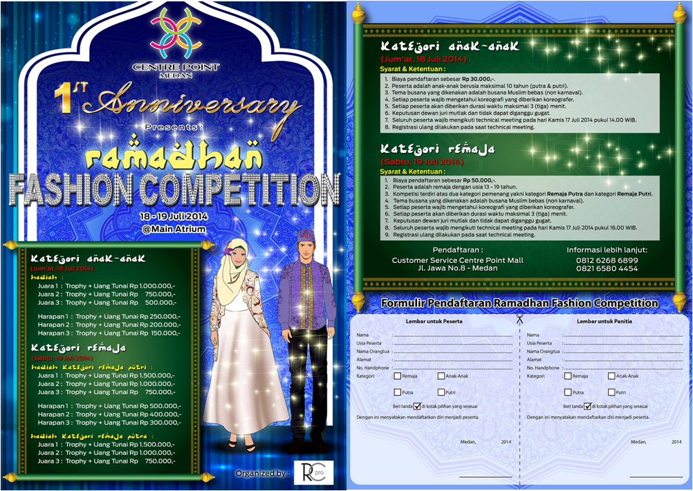 Ramadhan Fashion Competition