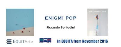 http://pontixlarte.blogspot.it/2017/02/riccardo-bonfadini-enigmi-pop.html